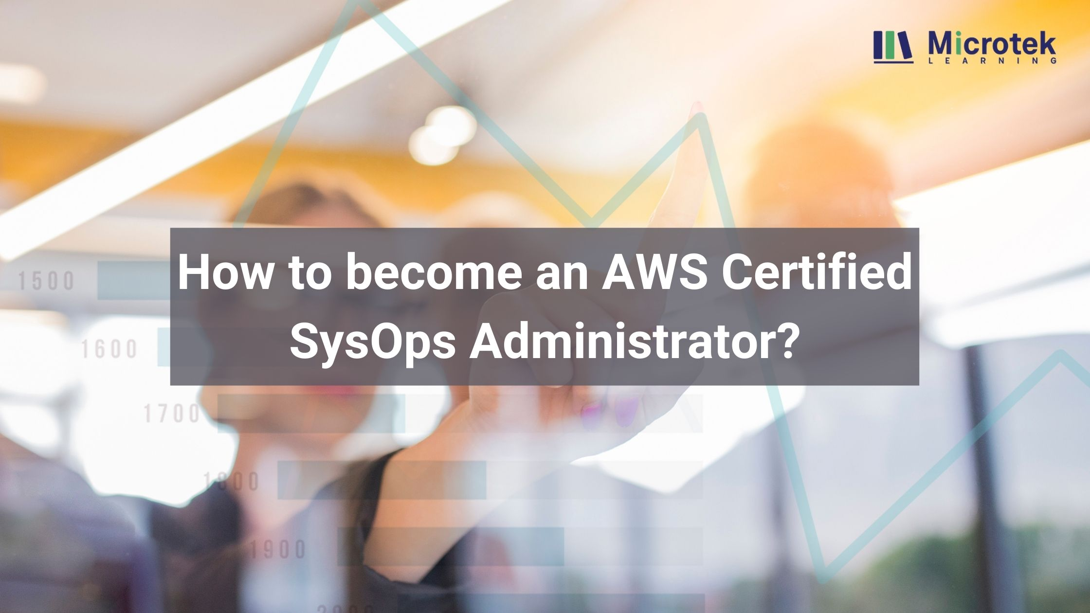 become an AWS Certified SysOps Administrator