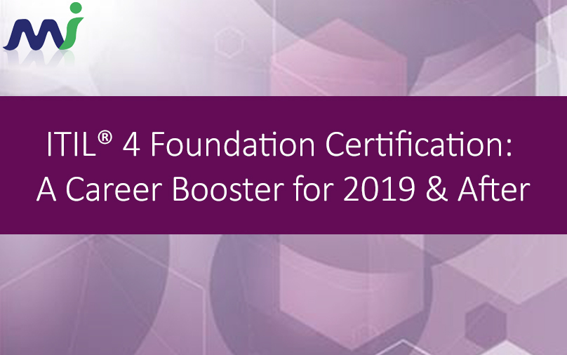 ITIL4 Foundation Certification & Training
